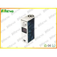 Wholesale CE ROHS Refillable Electronic Cigarette / E Cigarette Box Mod 120watt vapor from china suppliers