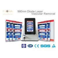 Wholesale Personal Care Laser Spider Vein Removal Machine , 980nm Diode Varicose Veins Machine from china suppliers
