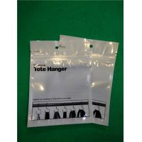 Wholesale Professional Powder Puff Flat Bottom Bags , Resealable Zip Lock Plastic Bags from china suppliers