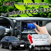 China Plug and Play Android Auto Interface for Infiniti FX35 QX70 QX80 support ADAS , Auto Play , Rearview Camera on sale
