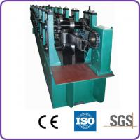 Wholesale Square Pipe Roll Forming Machine For Furniture , Automobile Air Conditioners from china suppliers
