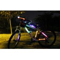 Wholesale Warning Safety Racing Bicycle LED Lights Side With Visible Over 400 Meter from china suppliers