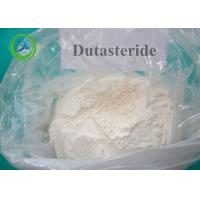 Wholesale White Crystalline Powder Male Sex Hormones Dutasteride For Hair Loss 164656-23-9 from china suppliers
