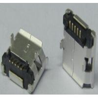 Wholesale Chinese Micro USB 5pin-F 5.65,with locator from china suppliers