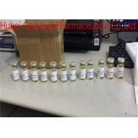Buy cheap 100mg / ml Injectable Anabolic Steroids , Trenbolone Acetate Grape Oil Injection Tren Ace Steroid from wholesalers