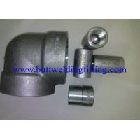 Wholesale Steel Forged Fittings ASTM A694 F80 , Elbow , Tee , Reducer ,SW, 3000LB,6000LB  ANSI B16.11 from china suppliers