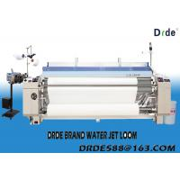 Wholesale High Speed 170CM Width Textile Loom Machine Water Jet Powered Plain Weave from china suppliers