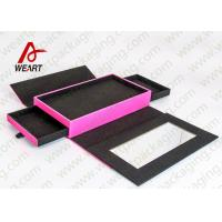 Wholesale customized size Foldable Paper Boxes for wrapping presents 3 Drawers from china suppliers