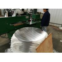 Wholesale Fuel Tanks 5052 Aluminum Circle Blanks H32 H34 Temper Precisely Shaped from china suppliers