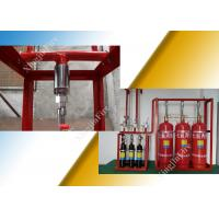 Quality Heptafluoropropane 5.6Mpa Fm200 Gas Suppression System With Pipeline for sale