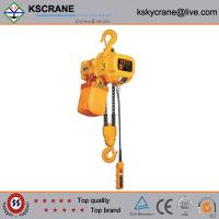Wholesale Attractive and reasonable price Kito Electric Chain Hoist Made In China from china suppliers