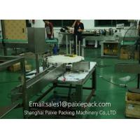Wholesale SUS304 SUS316L Stainless Steel Industrial Filling Machine For E Liquid Bottling from china suppliers