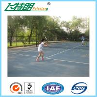 Wholesale Colorful Athletic Sport Court Flooring Paint For Badminton Court / Basketball Court from china suppliers
