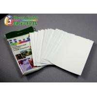 Wholesale High gloss inkjet photo paper A4 , professional high resolution photo paper from china suppliers