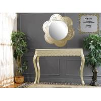 Buy cheap Antique Style Marble Top Console Table For Living Room Furniture from wholesalers