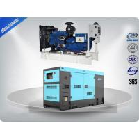 Quality Emergency Diesel Power Generating Sets 24 KVA / 30 KVA Perkins Engine For Buildings for sale