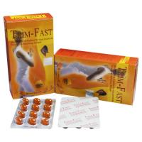 Wholesale Trim Fast  36 pills In Yellow Box Blister Packaging Fat Burning Softgels from china suppliers