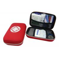 Quality Helpful Easy Carry Travel First Aid Kit Holiday With Print Logo for sale
