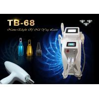 Wholesale Skin Rejuvenation Elight OPT ND YAG Laser Epilation Laser Tattoo Removal Equipment from china suppliers