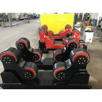 Buy cheap 40-100 Ton Pipe Welding Rollers With Remote Hand Control And Foot Pedal from wholesalers