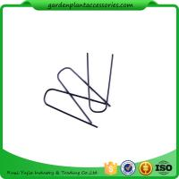 Wholesale Heavy Duty Garden Landscape Staples 10cm Length , 2.8mm Diameter from china suppliers