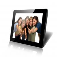 Wholesale High Resolution Remote Control LCD Digital Photo Frame 12 Inch with Temper Glass from china suppliers