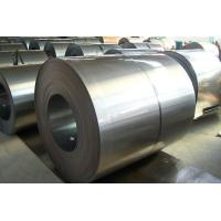 Wholesale ISO9001 Cold Rolled Steel Sheet , CR coil Oiled / Unoiled  treatment from china suppliers