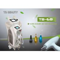 Wholesale Depilation E-light IPL RF Tattoo Removal ND Yag Laser Carbon Peeling Machine from china suppliers