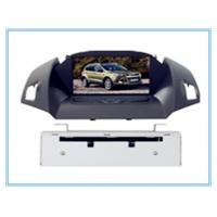 Wholesale Ford Two DIN 8'' Car DVD Player with gps/TV/BT/RDS/IR/AUX/IPOD special for Kuga from china suppliers