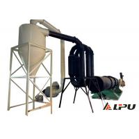 Wholesale Eco Friendly Light Material Industrial Drying Equipment , Raw Material Moisture 45 - 60% from china suppliers