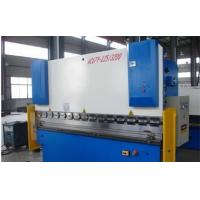Wholesale Automatic Plate Hydraulic CNC Sheet Metal Bending Machine WC67 2200 - 7000mm from china suppliers