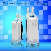 Wholesale New design 3000w input power 2 handles multifunction shr hair removal beauty equipment from china suppliers