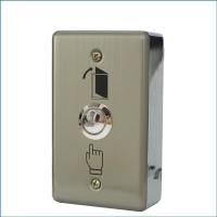 Wholesale High quality  Stainless Steel Electromagnetic Lock Exit Button With Led Light from china suppliers