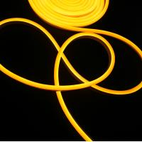 Wholesale 12v super mini led flexible neon strip light yellow luzes de natal christmas decoration smd rope 6*13mm silicone from china suppliers