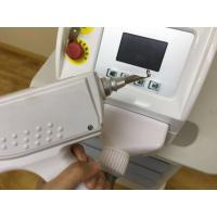 Wholesale Q Switched Nd Yag Laser Pigmentation Removal Machine , Mini Tattoo Removal Laser Machine from china suppliers