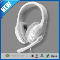 Wholesale Over-Ear Stereo Headphone or Earphone Built-in Mic LED Light For Games from china suppliers