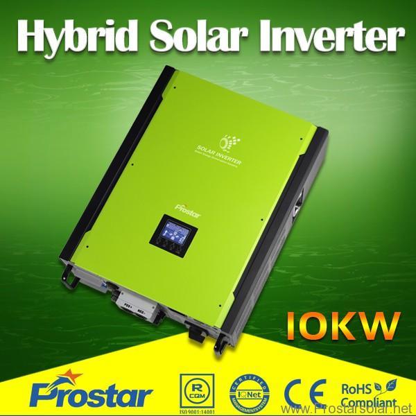 10KW solar hybrid inverter