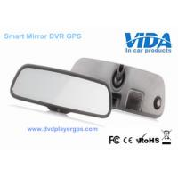 Wholesale Smart rear view camera GPS with GPS navigation bluetooth DVR from china suppliers
