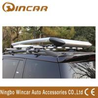 Wholesale Aluminium SUV automobile / car roof luggage carrier 139cm / 159cm from china suppliers