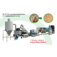 Wholesale Customized Waste Plastic Recycling Machine from china suppliers
