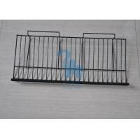 Wholesale Anti Rust Retail Hanging Display Racks , Wire Mesh Wall Display Rack For Retail Stores from china suppliers