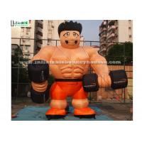 Wholesale Outdoor Promotional Inflatable Man For Advertising Products With Custom Logo from china suppliers