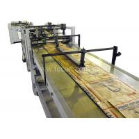 Wholesale Advanced High Efficiency Bottom Sealing Bag Making Machine For Cement from china suppliers