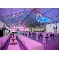 Wholesale 10MX30M Wind Resistant European Style Tents For Outdoor Event from china suppliers