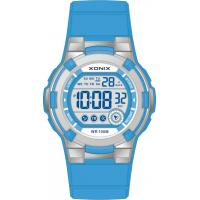 Wholesale Round Sporty LCD Quartz Digital Watches For Boy And Girl 10atm Water Proof from china suppliers
