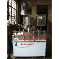 Wholesale automatic twist-off cap vacuum capping machine from china suppliers