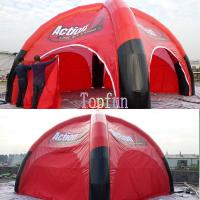 Wholesale Red Inflatable Event Tent from china suppliers