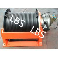 Wholesale High Speed Drilling Rig Hydraulic Crane Winch Double Groove 5-50 Ton from china suppliers
