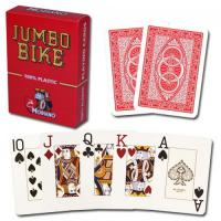 Wholesale XF Italian Modiano Bike Trophy Jumbo Index red Single Card Deck  Plastic Cards Magic trick Poker Games Casino Games from china suppliers