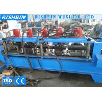 Wholesale Automatically 18 Stations Door Frame Roll Former Machine with Hydraulic Mold Cutting from china suppliers